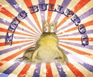 King Bullfrog